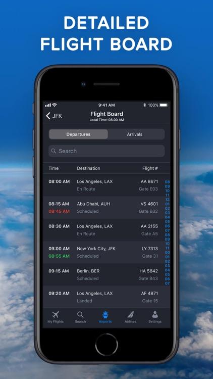 The Flight Tracker Pro screenshot-5