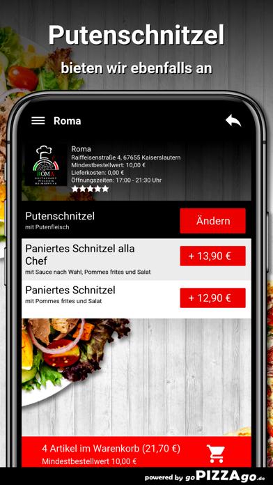 Roma Kaiserslautern screenshot 6