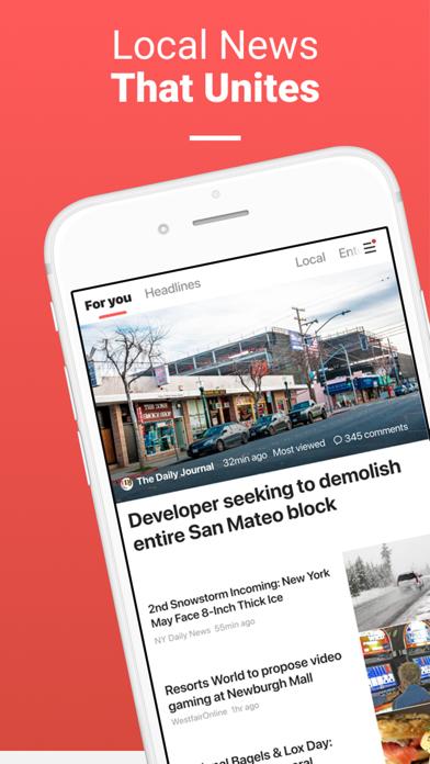 cancel News Break: Local Stories App app subscription image 1
