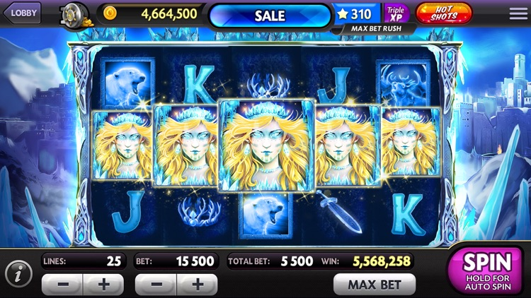 Caesars Slots: Casino & Slots screenshot-3