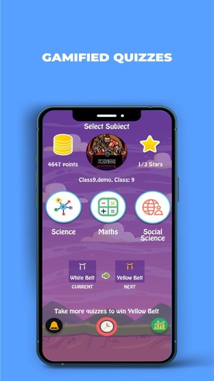 Fliplearn: School & E-Learning screenshot-3