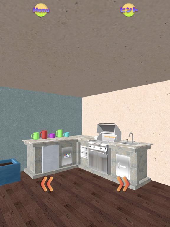 脱出ゲーム かにおの家のおすすめ画像3