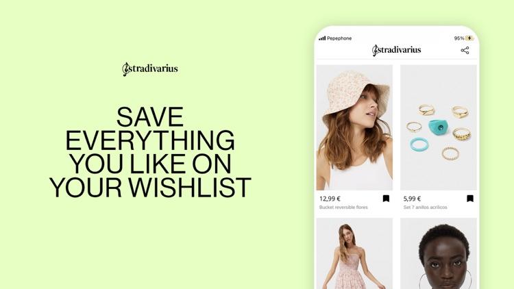 Stradivarius - Fashion Store screenshot-3
