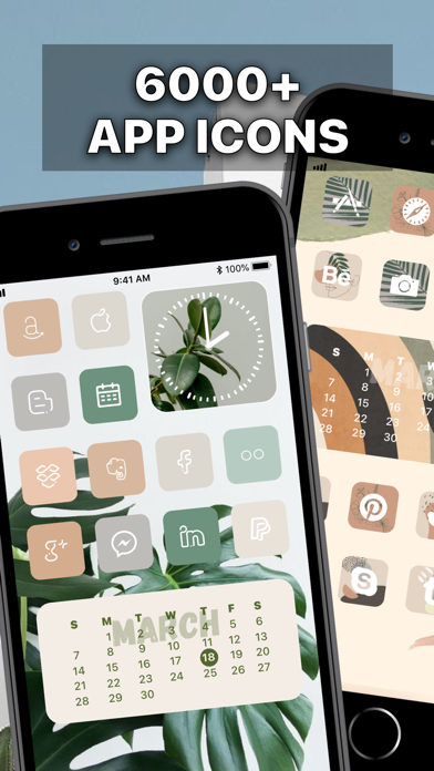 Widgets Kit Wallpapers & Icons på PC