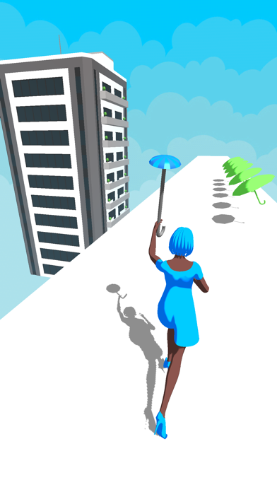 Umbrella Rush screenshot 4