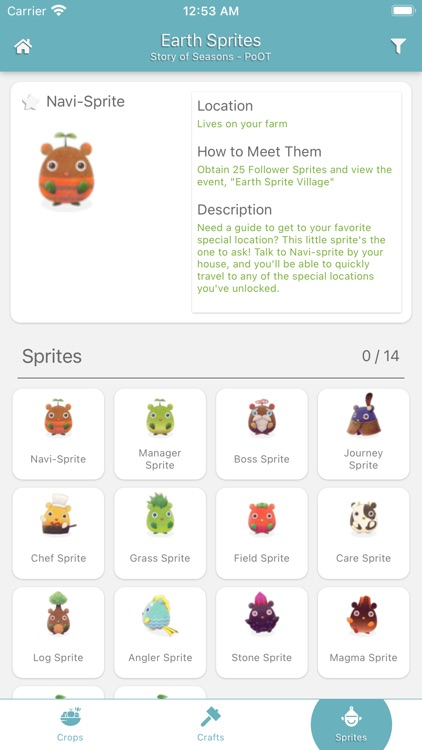 Pocket Guide - PoOT screenshot-7