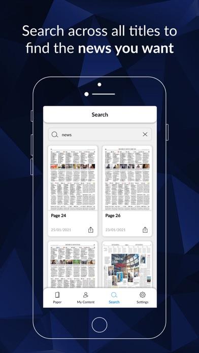 Böhme-Zeitung screenshot 4