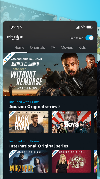 cancel Amazon Prime Video app subscription image 1