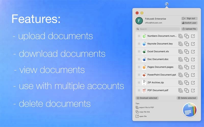 Docs Pro for Google Drive