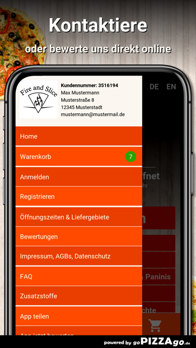 Fire and Slice Heidenheim screenshot 3