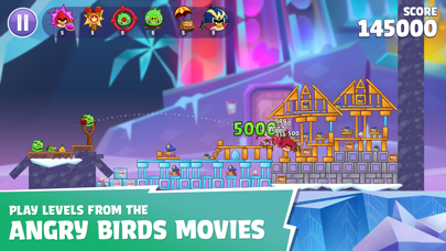 Angry Birds Reloaded screenshot 2