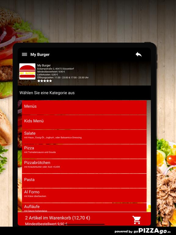 My Burger Düsseldorf screenshot 8