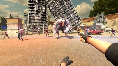 Army Of The Dead 3D- MMORPG screenshot 3