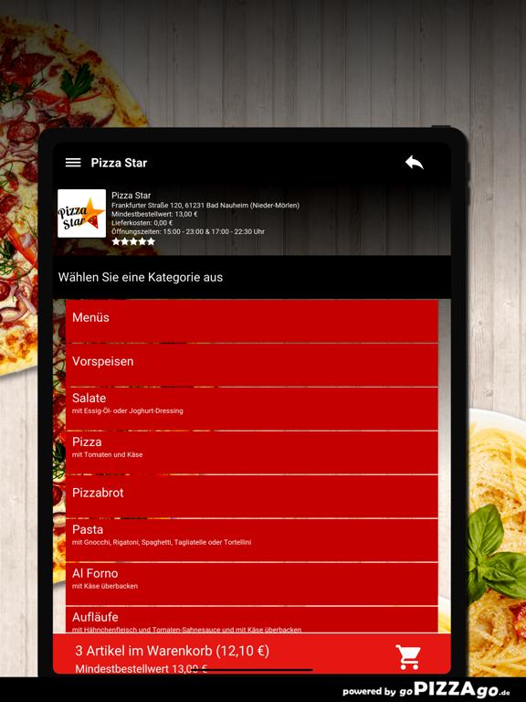 Pizza Star Bad Nauheim screenshot 8