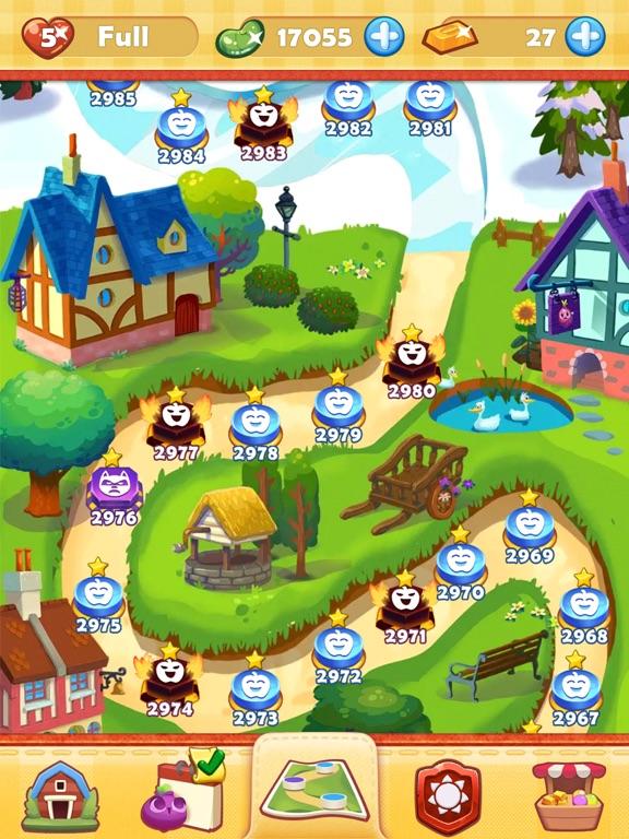 Farm Heroes Saga iPad app afbeelding 5