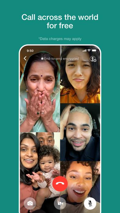 WhatsApp Messenger Screenshots