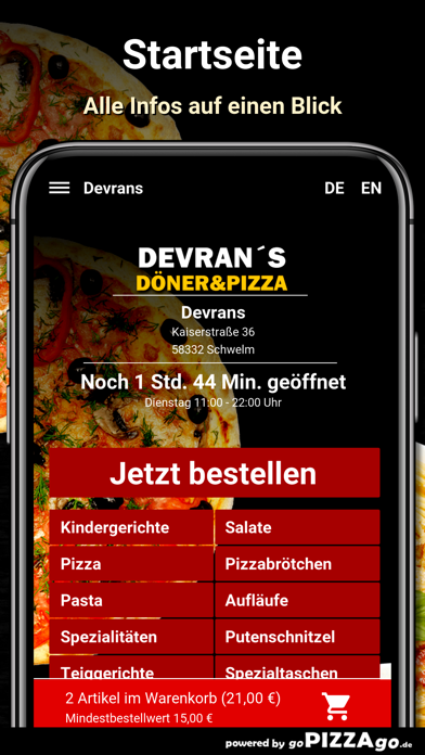 Devrans Schwelm screenshot 2