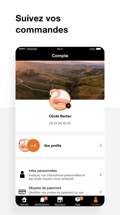 Orange et moi France screenshot-6