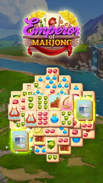 Emperor of Mahjong:Tile Match screenshot-0