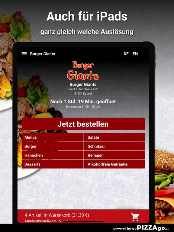 Burger Giants Kassel screenshot 7