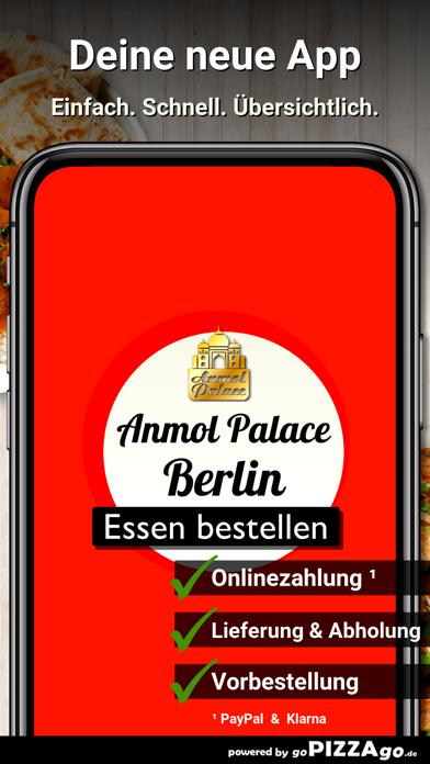 Anmol Palace Berlin Friedenau screenshot 1
