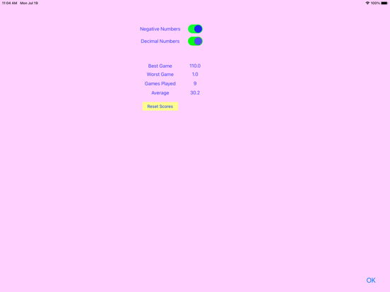 Mental Chronometry screenshot 6
