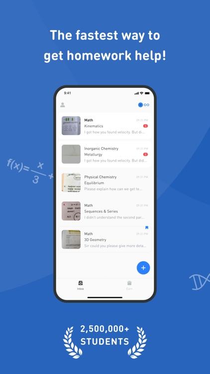 Kunduz - Homework Help App screenshot-4