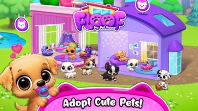 FLOOF - My Pet House screenshot 1