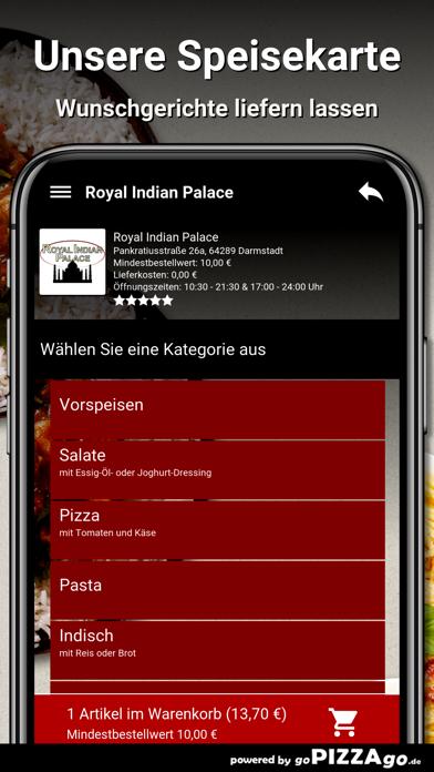 Royal Indian Palace Darmstadt screenshot 4