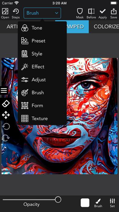 Screenshot #1 pour iColorama S