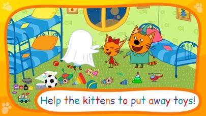 Kid-E-Cats: 就寝時の話紹介画像1