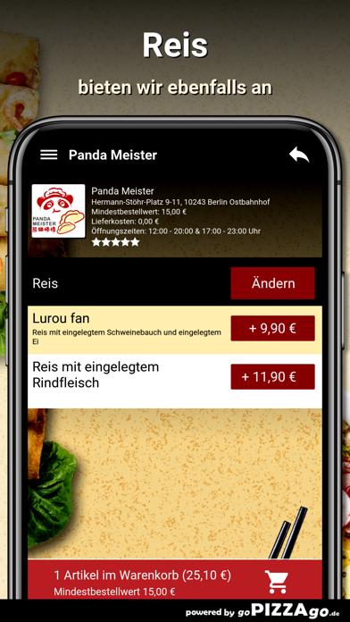 Panda Meister Berlin Ostbahnho screenshot 6