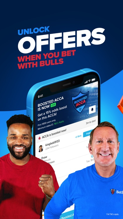 BetBull: Sports Betting App