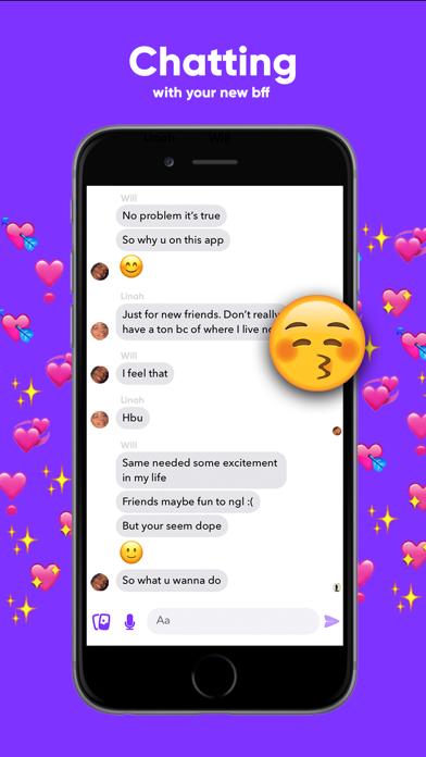 Wizz - Make new friends screenshot