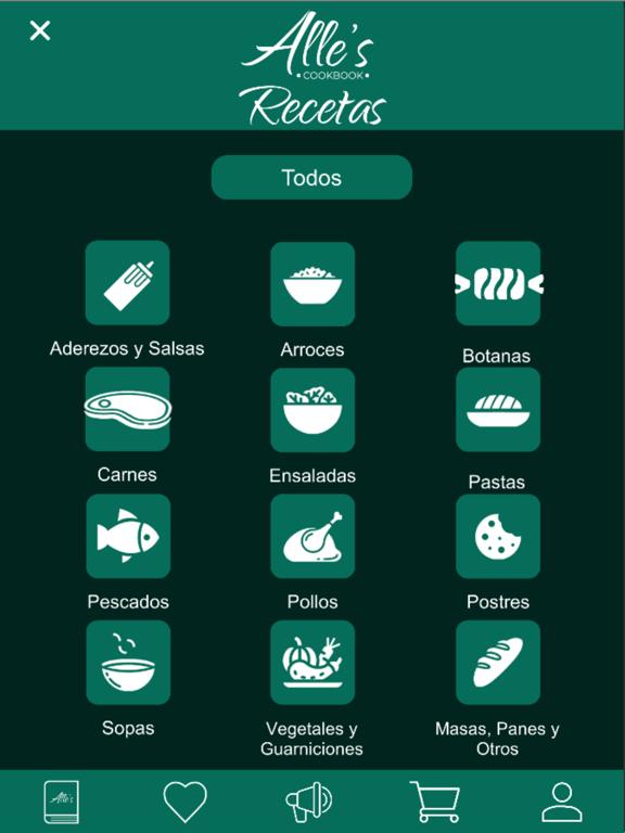 Recetario - Alle's Cookbook screenshot 13