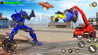 グランドショベルロボットゲーム紹介画像4