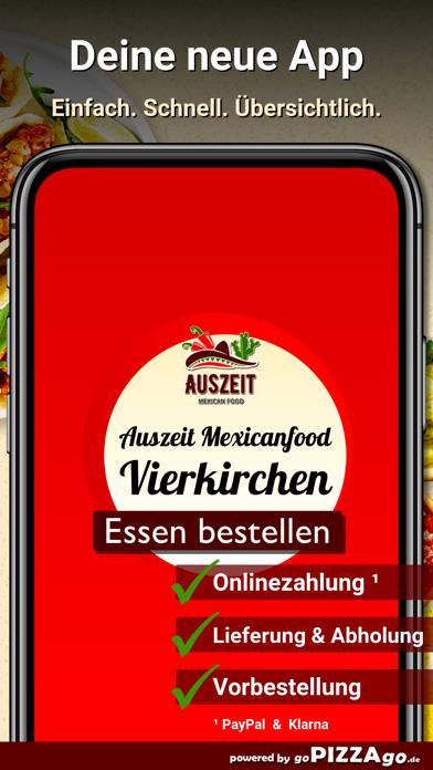 Auszeit Mexicanfood Vierkirche screenshot 1