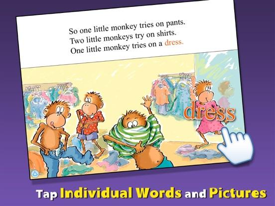 5 Little Monkeys Go Shoppingのおすすめ画像3