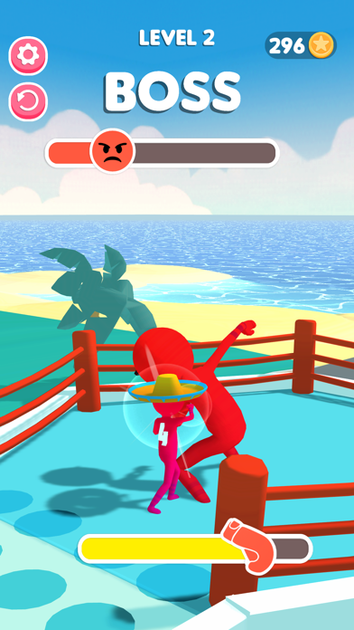 Merge Clash 3D screenshot 4