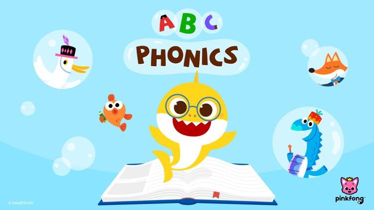 Baby Shark ABC Phonics screenshot-5