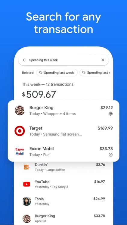 Google Pay: Save, Pay, Manage screenshot-8