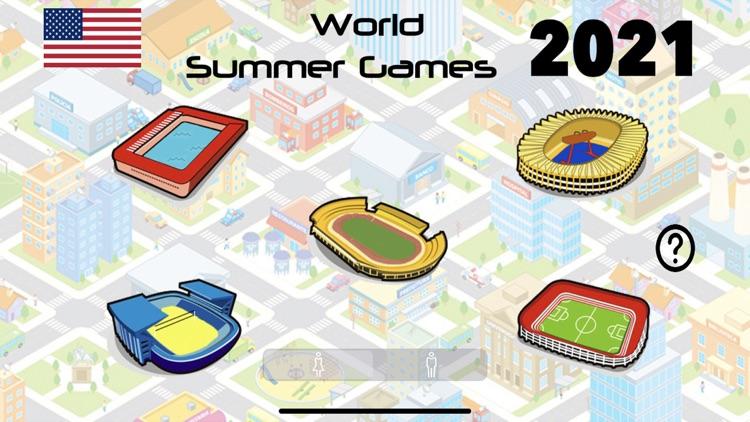 World Summer Games 2021