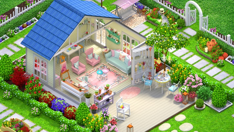Room Flip™ Home Design Games screenshot-5