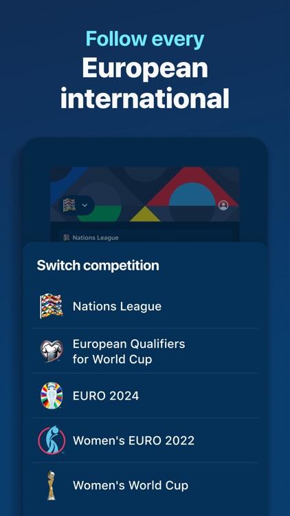 UEFA Nations League Official screenshot-3