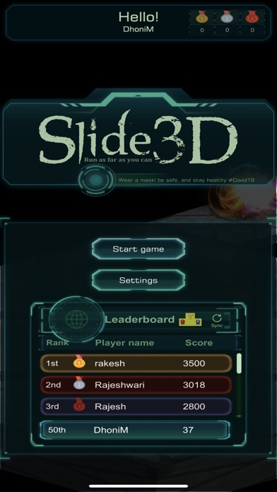 Slide-3D screenshot 1