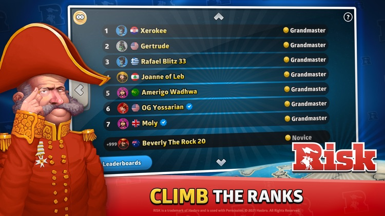 RISK: Global Domination screenshot-6