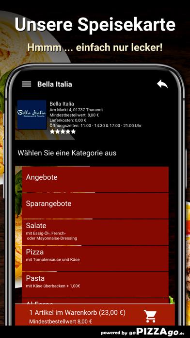 Bella Italia Tharandt screenshot 4