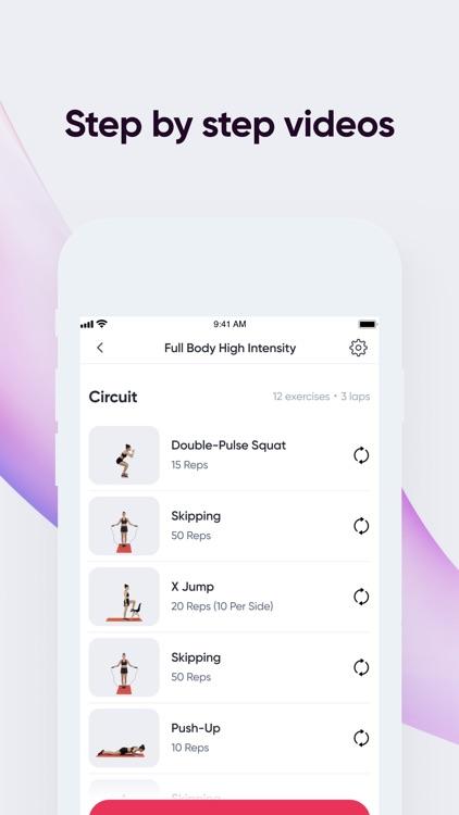 Sweat: Fitness App For Women screenshot-6