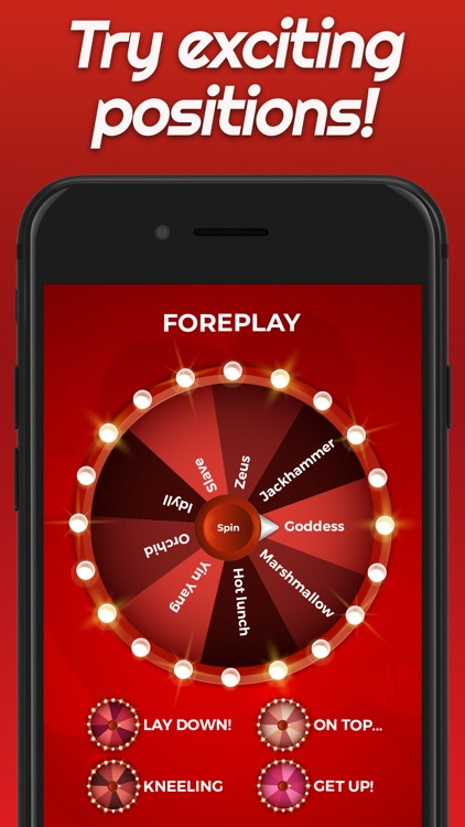 Sex Roulette: Couples games