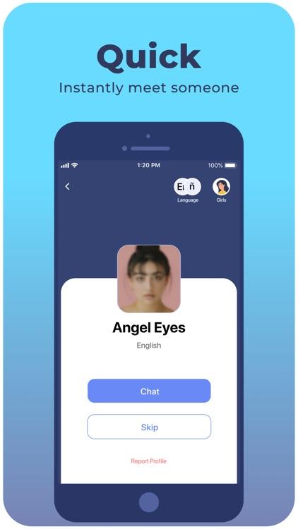 Chitter - anonymous chat screenshot-7